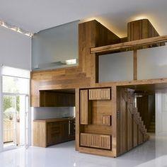 MMM #interior #wood #architecture #minimal