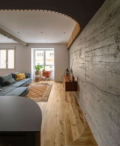Bilbao Apartment Renovation by Garmendia Cordero Arquitectos - InteriorZine