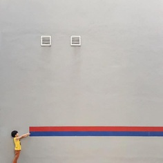 Ahady Rezan Creates Stunning Minimalist and Abstract Compositions With His iPhone