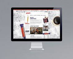 Wispa - MmDesign #website #wispa #illustration #mmd