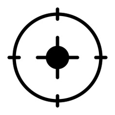 See more icon inspiration related to target, aim, sniper, shooting and weapons on Flaticon.