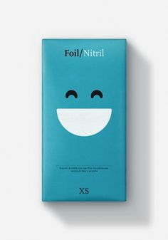 Foil : Gabriel Morales #packaging #vector