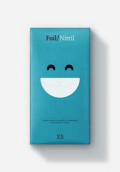 Foil : Gabriel Morales #packaging #vector