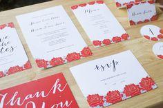 Wedding Invitation #weddinginvitation #print #design #set #printdesign #invitationdesign #weddinginvite