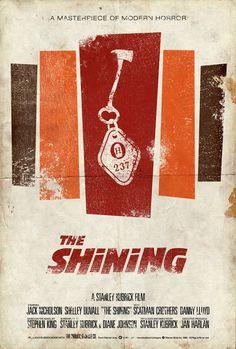 The Shining Poster by ~adamrabalais on deviantART