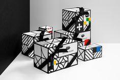 Branding & packaging for Helvetimart by Anagrama