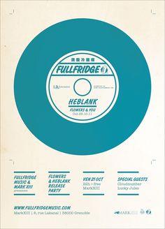 Rémy Poncet | Design Graphique #remy #poncet #brest #fullfridge