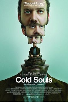 Cold Souls (2009) #movie #poster #film