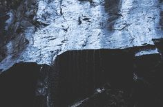 Minyon Falls - Bali Benson #texture #waterfall #colour #balibenson