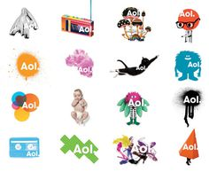 Creative Review - Flexible identity systems: all played out? #aol