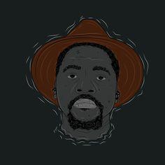 Ntsho (Black) on Behance