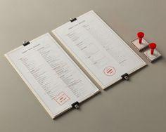 Design Work Life » cataloging inspiration daily #of #menu #stamps #end #work