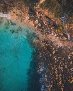 Sydney's Northern Beaches From Above by Shay Cooper
