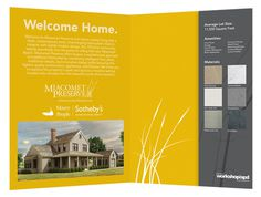 Miacomet Preserve Real Estate Folder #folders #pocket #real #estate #folder