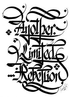 alr-715068.jpg (612×842) #calligraphy #arabic #style #typography