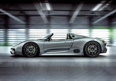 Porsche 918 Spyder concept -- Autoblog #auto