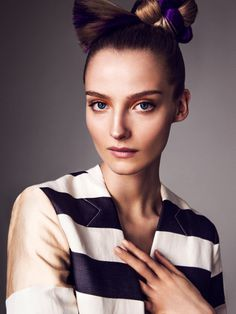 Amanda Nørgaard for Costume Denmark #model #girl #campaign #photography #portrait #fashion #editorial #beauty