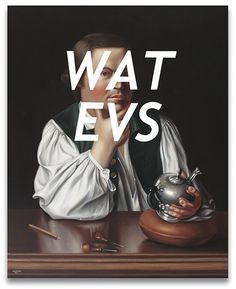 Paul Revere: Whatever by Shawn Huckins