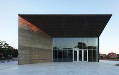 Il Nuovo Teatro di Montalto di Castro, MDU Architetti #architecture