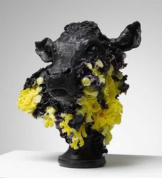 Sculptures by Rebecca Stevenson #inspiration #sculpture #art