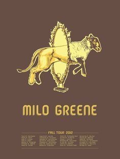 Noleo Fantastico latest #chris #milo #nolen #design #greene #illustration #poster