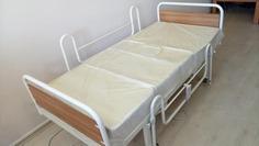 Hasta Yataklarında Tuvalet Var Mı? | Hasta Yatakları