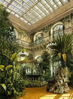 Ven House Conservatory