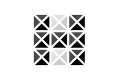 Logo Designs on the Behance Network #frame #white #photo #kelava #black #geometric #josip #square #jaykay #and #logo