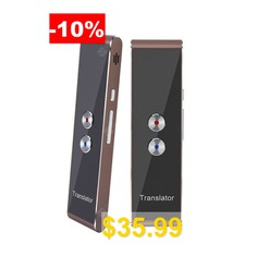 T8 #Portable #Smart #Voice #Speech #Translator #2 #Way #Real #Time #30 #Multi-Languages #Translation