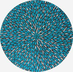 FFFFOUND! #circle #white #center #gather #black #collect #teardrop #blue