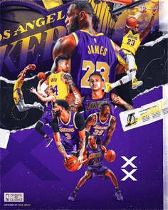 Lakeshow 2019-2020 on Behance