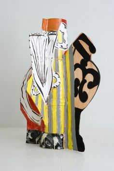 Betty Woodman | Salon 94 #betty #sculpture #woodman #art #ceramic