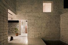Image Spark dmciv #brick #interiors #architecture #white
