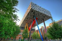Ontario College of Art and Design (Toronto, Canada) #building #architecture #house #interesting