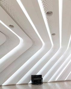 zaha3 #interior #opera #guangzhou