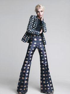 Aline Weber #fashion #model #photography #girl