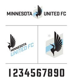 Giving Our Home State's Soccer Team a New Identity #logo #branding #logos #soccer
