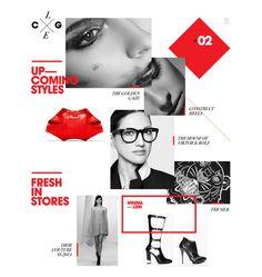 The Collage - Tablet App | Abduzeedo Design Inspiration #app #the #collage #tablet