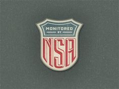 Trendgraphy, A place for graphic design inspiration #badge #nsa