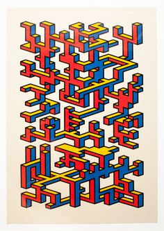 Peter Judson | PICDIT #design #illustration #art #graphic #color