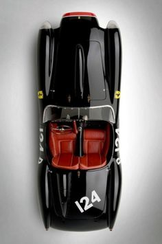 Design | Tumblr #ferrari #car #black