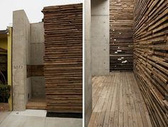 Image Spark - Image tagged #wood #concrete #architecture #house