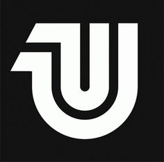 Draplin Design Co. #worker #logo #united #pixel