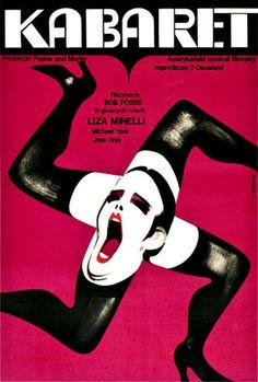 Cabaret #design #poster