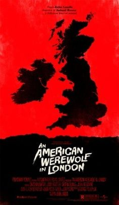 Movie Posters - Olly Moss #werewolf #in #london #american #poster #olly #moss