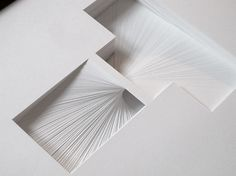 Paper Typography – Typography inspiration on MONOmoda