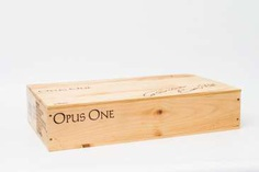 6 bottles in unopened Original box BARON PHILIPPE DE ROTHSCHILD, Robert Mondavi, 'Opus One', Oakville 1996 - Sommelier budget