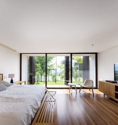 bedroom / Jacobsen Arquitetura