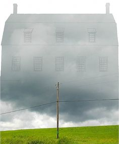 Beautiful/Decay Artist & Design #building #cloud #nature