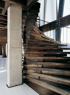 FFFFOUND! | 13 December 2010 - M O O D #stairs